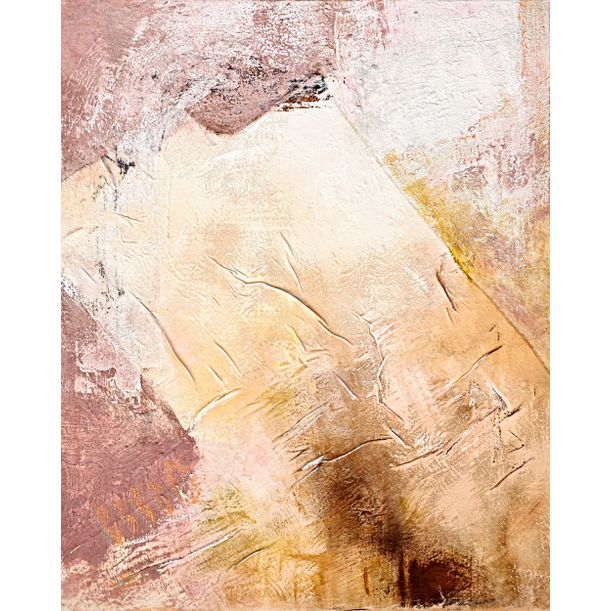 """Desert Sunrise"" by Aliya Rabbani"