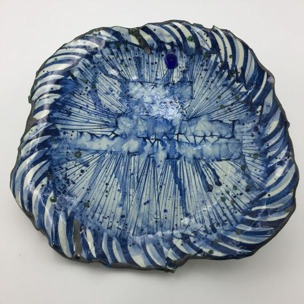 UNTITLED PLATE by Ruan Hoffmann