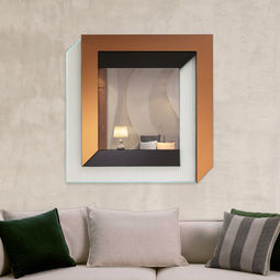 Perplex Mirror by GLARE