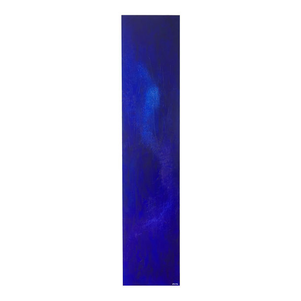 Dive Into The Blue by Jau Goh