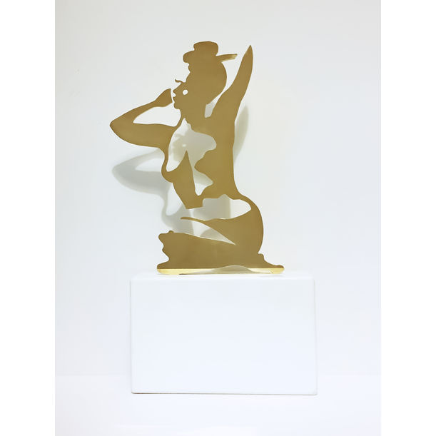 Shadow 57 Maquette Gilded Youth Hong Kong by Jonathan Thomson