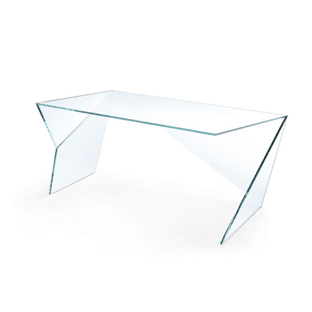 Origami Executive Desk by Barberini & Gunnell