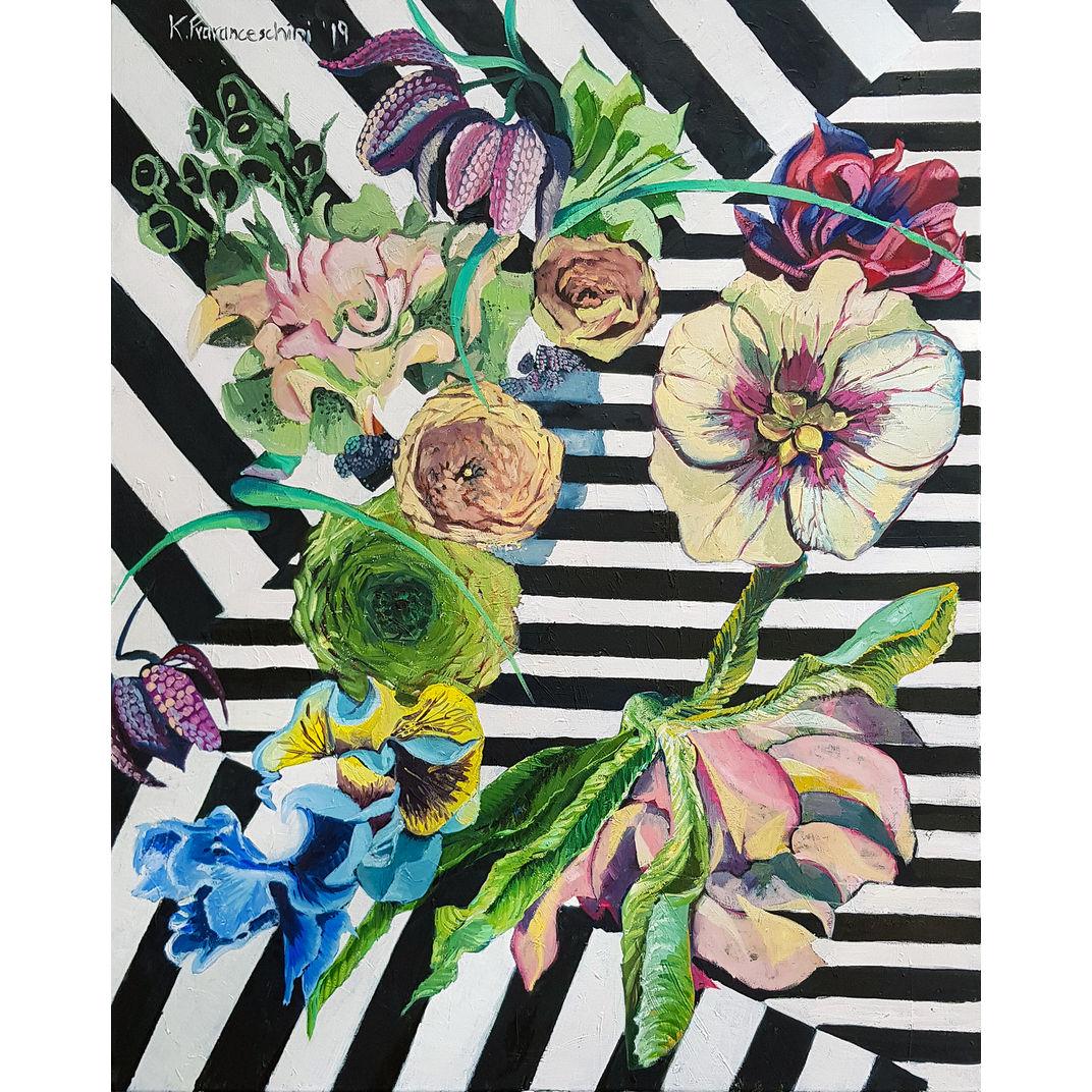Garden Storie:Breeze by Karolina Franceschini
