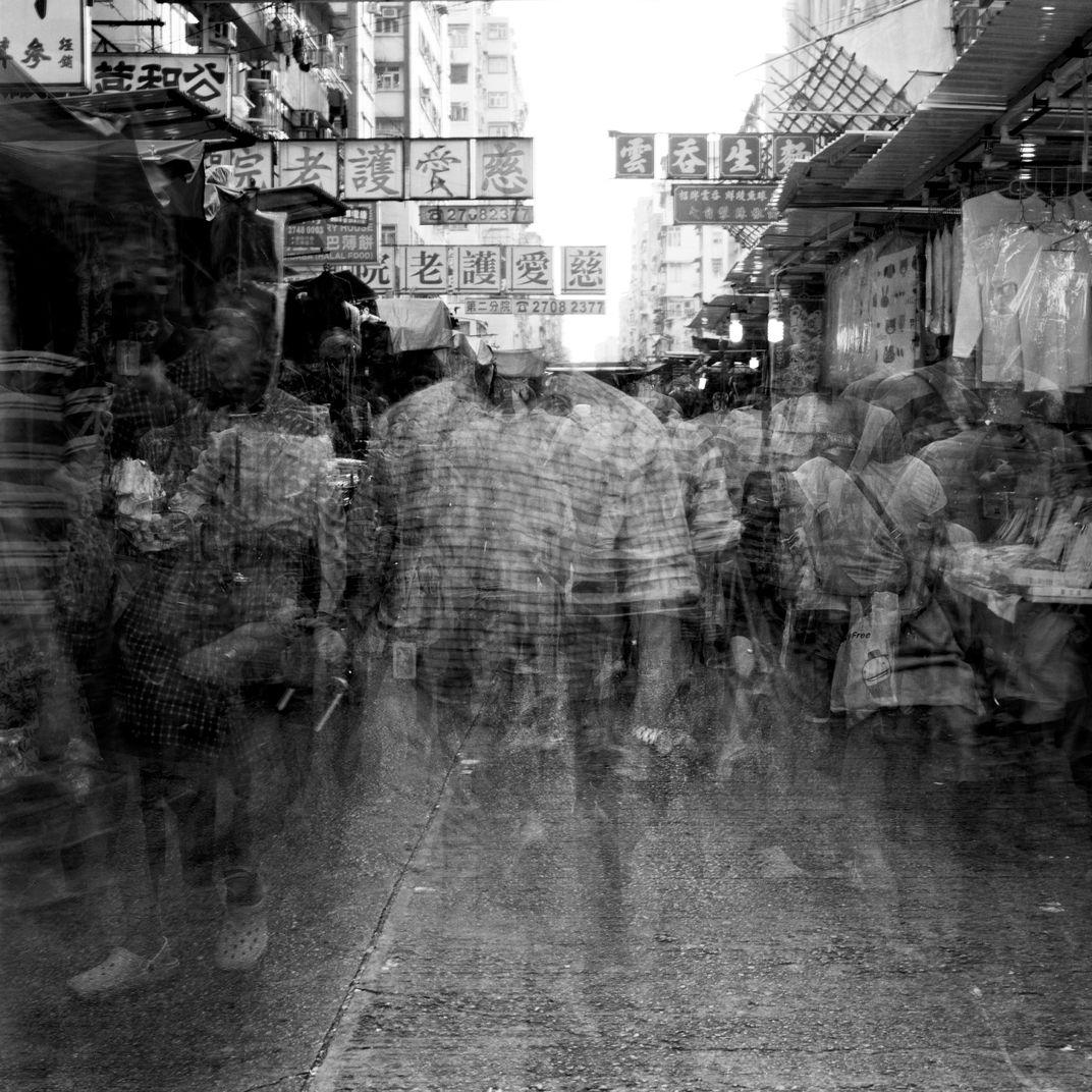 Frenetic City_48 by Zhou HanShun