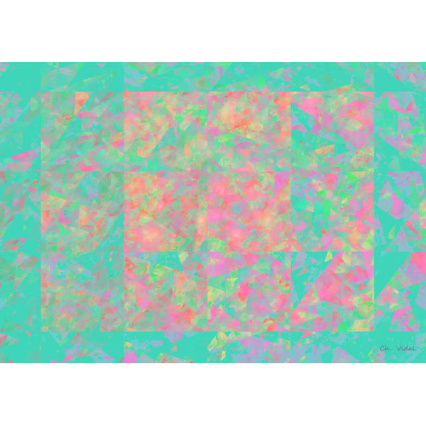 Printemps fleuri by Christian VIDAL