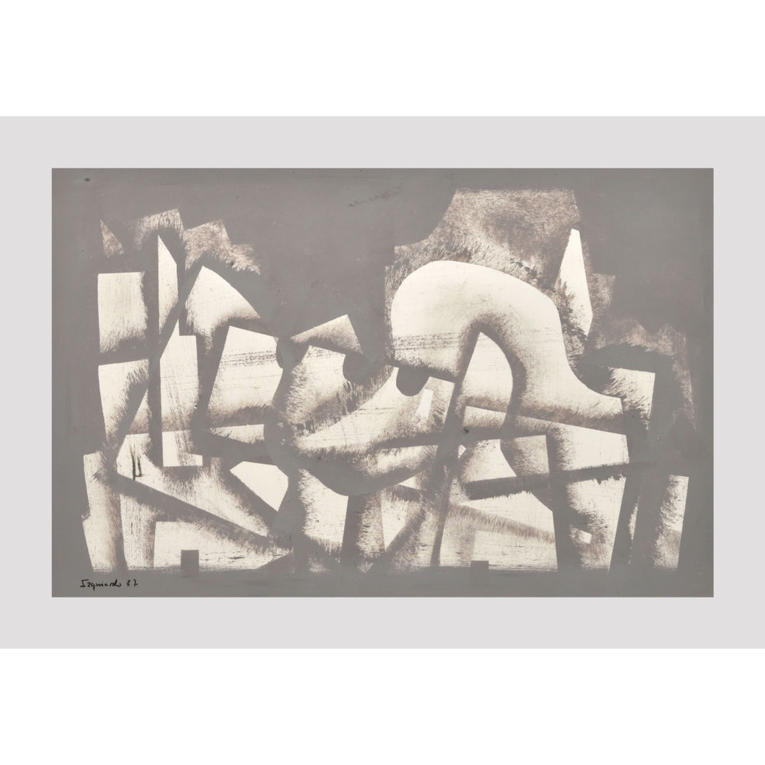 Abstraction 304 by Manuel Izquierdo