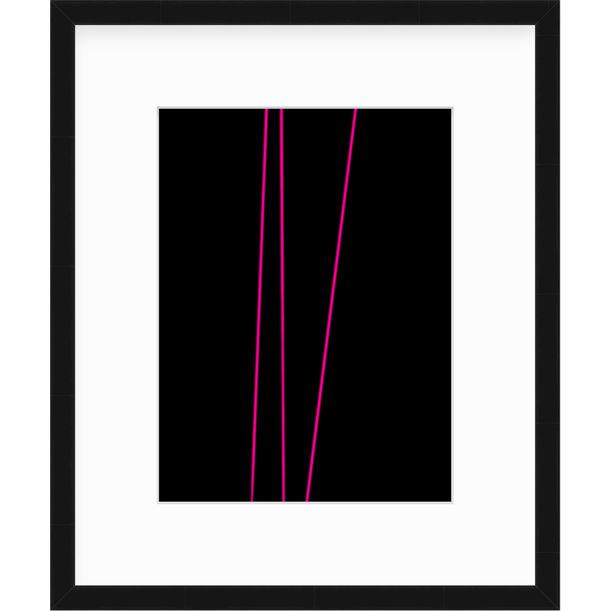 Noir pink by Pletneva
