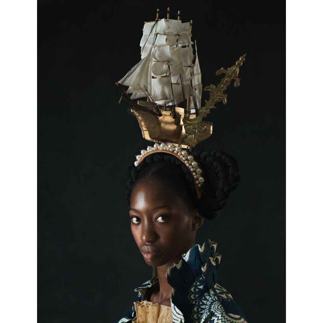 Vessel by Tamary Kudita