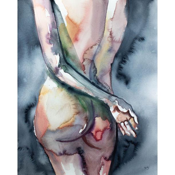 Body No. 1 by Elizabeth Becker