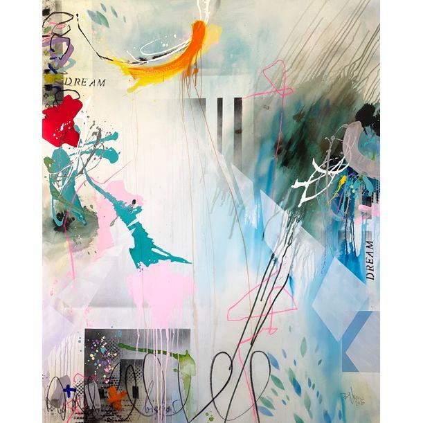 Dream bigger IV (XXL) by Bea Garding Schubert