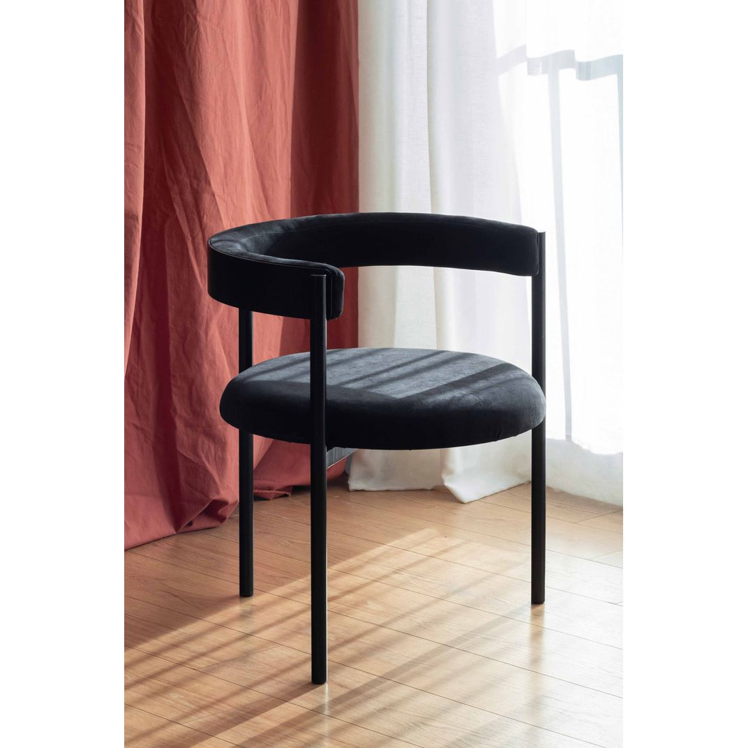 ARO Dining Chair - Black by Ries Studio