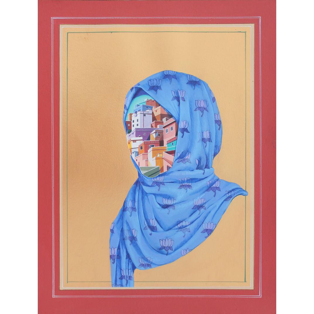 Unveil  # 1 by Abhijit Paul