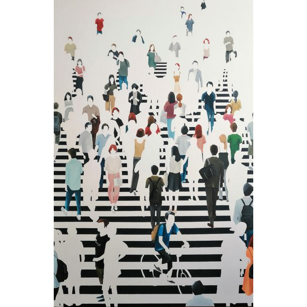 Cada uno con su mochila by Martta Garcia