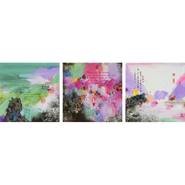 La vie est belle by Xiaoyang Galas