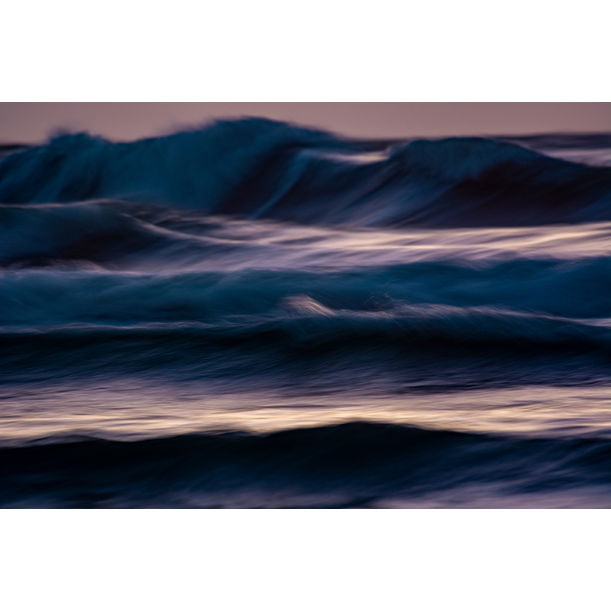 The Uniqueness of Waves XXX by Tal Paz-Fridman