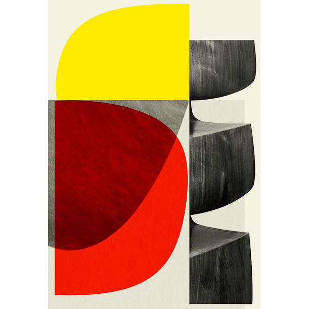 Composition 19/02 (2020) by Marcel Ceuppens