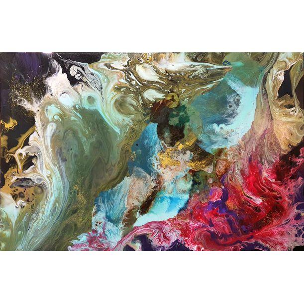 Under water fantasy world by Karibou