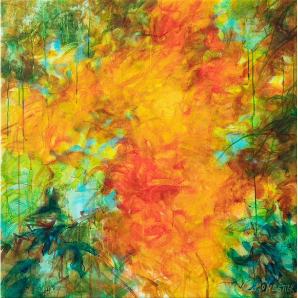 A feeling of autumn by Fabienne Monestier