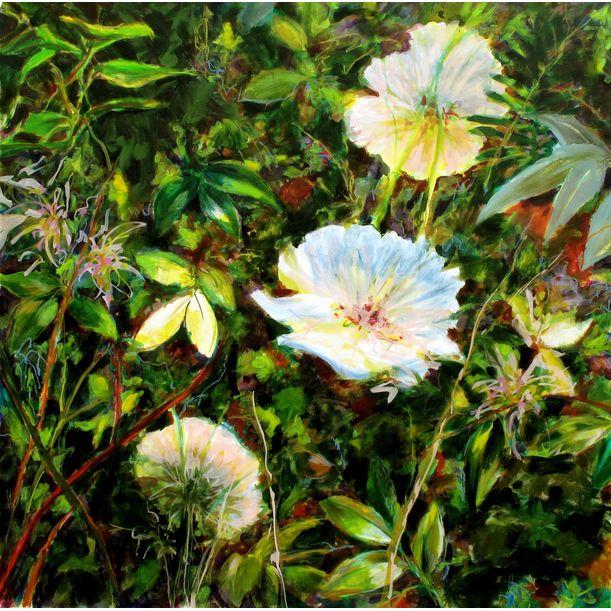 Les hautes herbes by Fabienne Monestier