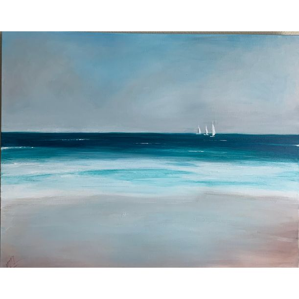 Ocean by Shirin Moinvaziri