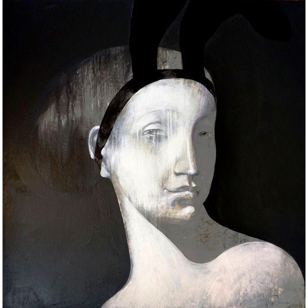 Bunny by Victor Tkachenko