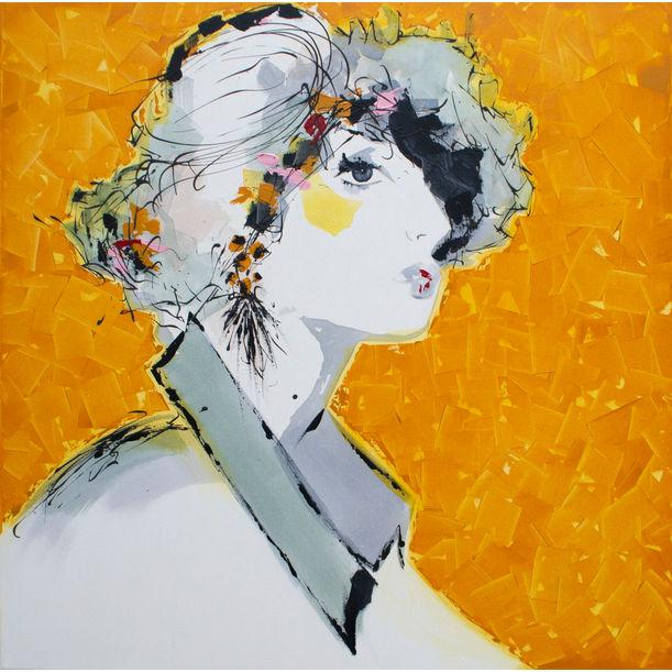 Ingrid by Lu Mourelle