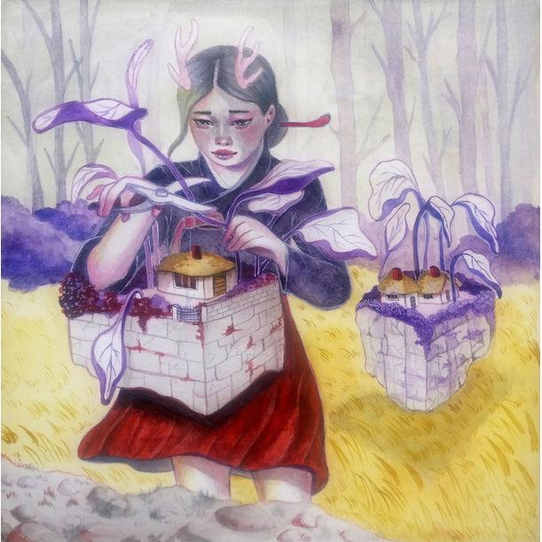 The Beginning by Nandita Pal