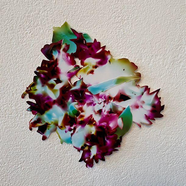 Posie (dahlia, gladiolus) by Rachael Jablo