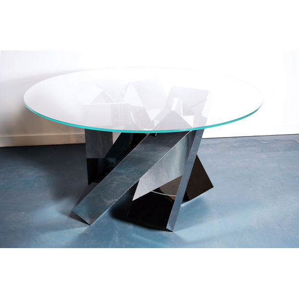 Megalith Table Round Edition  2016 (Silver) by Duffy London