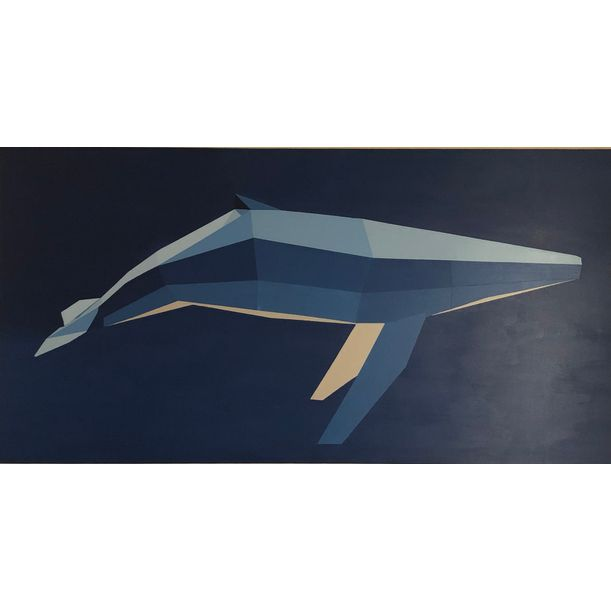 Blue Whale by Abdullah Khan