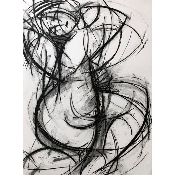 Figure #5 by Heidi Lanino