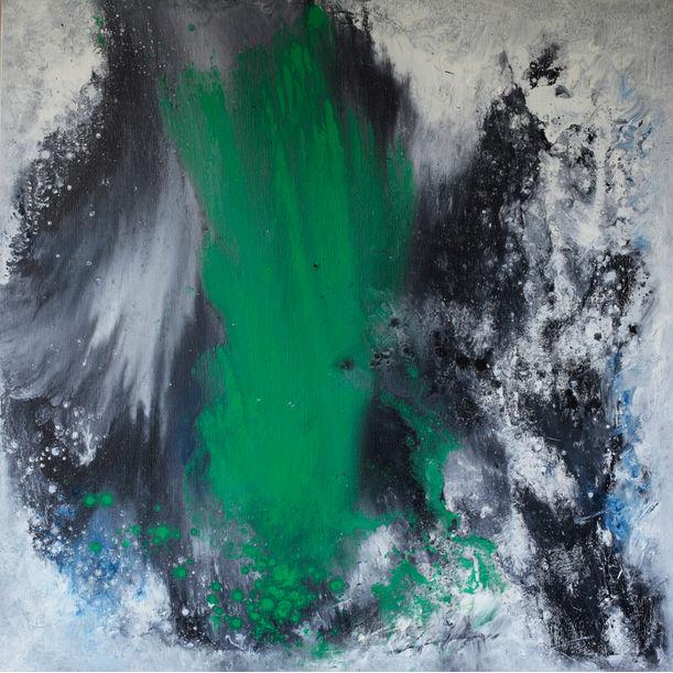 Night walks  8 by Xinnong Wang
