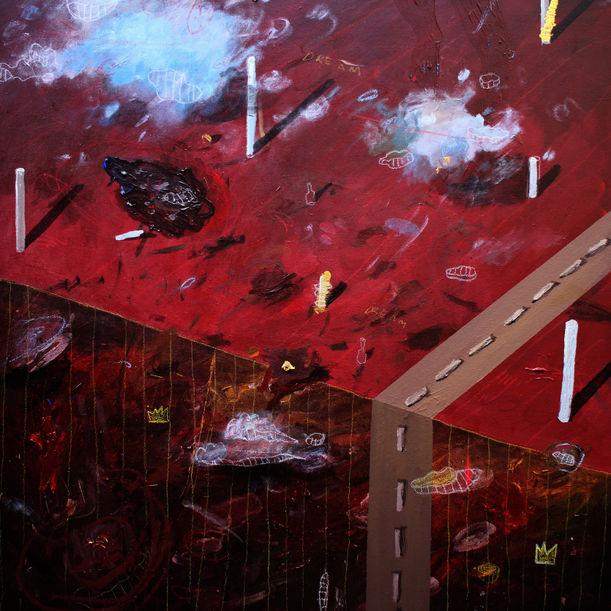 Red Bottom by Diana Puspita Putri