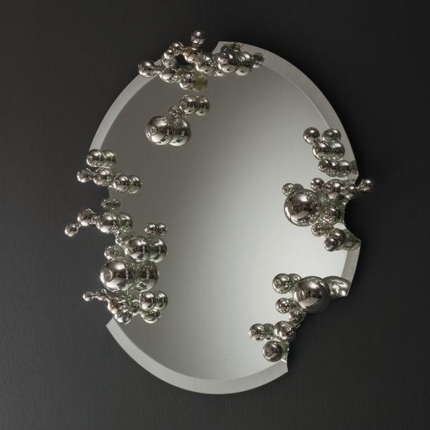 Bubble Mirror by Simone Crestani