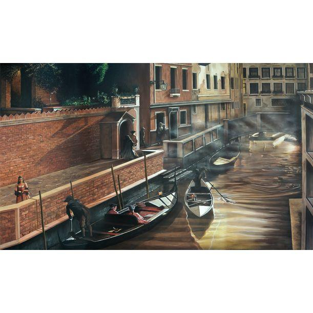 Venetian Dawn by Michael Neamand