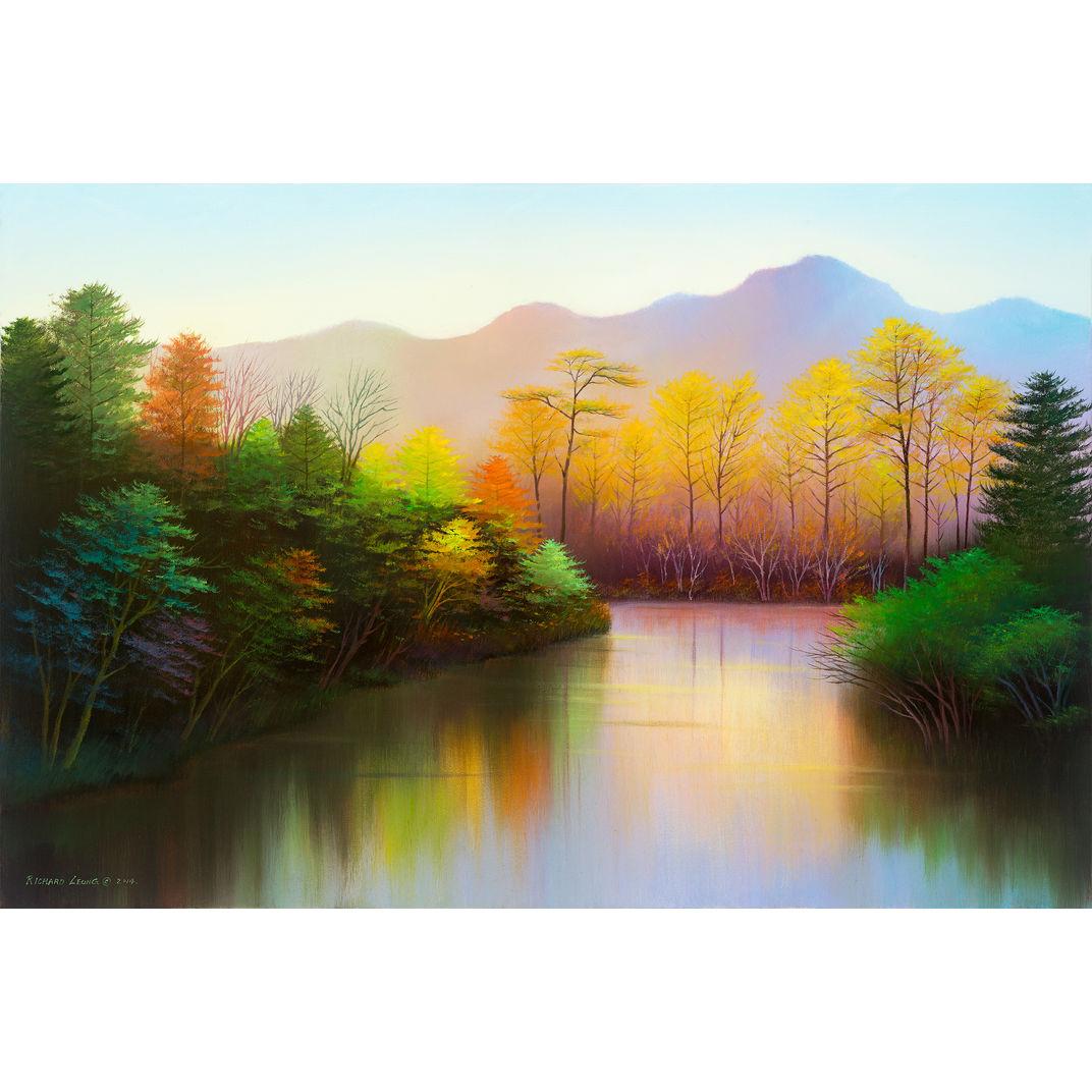 AutumnSilence by Richard Leung