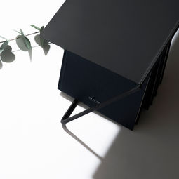 FlipUp (M) - black by O-urs living lab