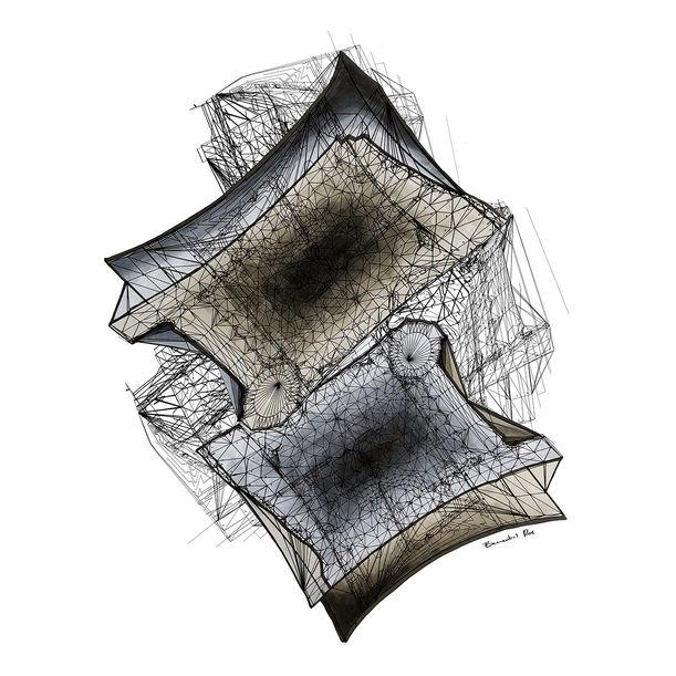 Equilibrium (No. 6) by Benedict Ros