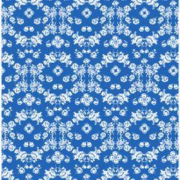 Porcelain blue by Tsai Yu-Chieh