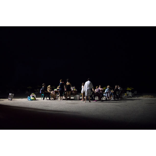 Gathering by Natalia Poniatowska