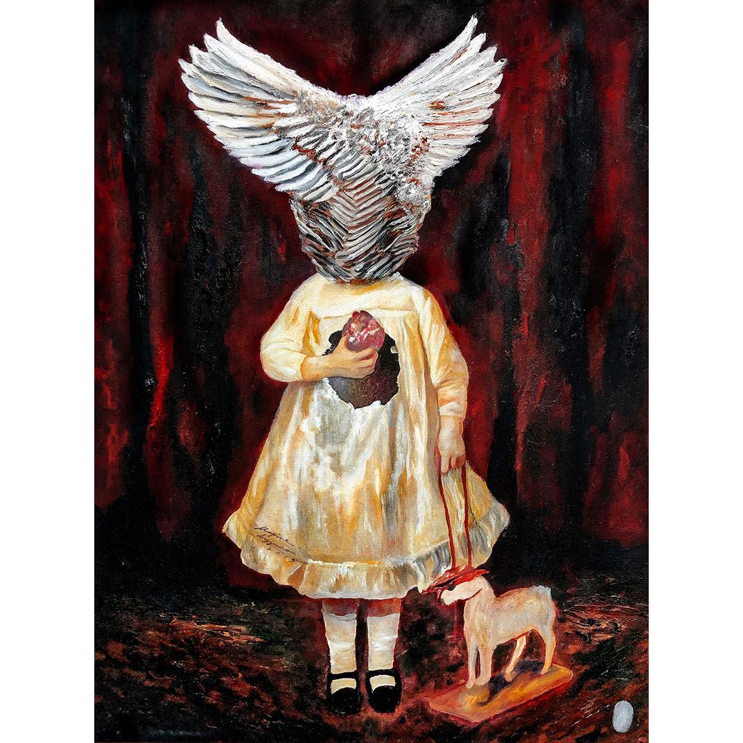 Phantom Pain No. 1 by Maxine Syjuco