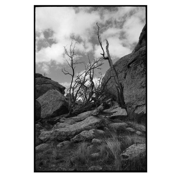 Morgan's Lookout by Damian Seagar
