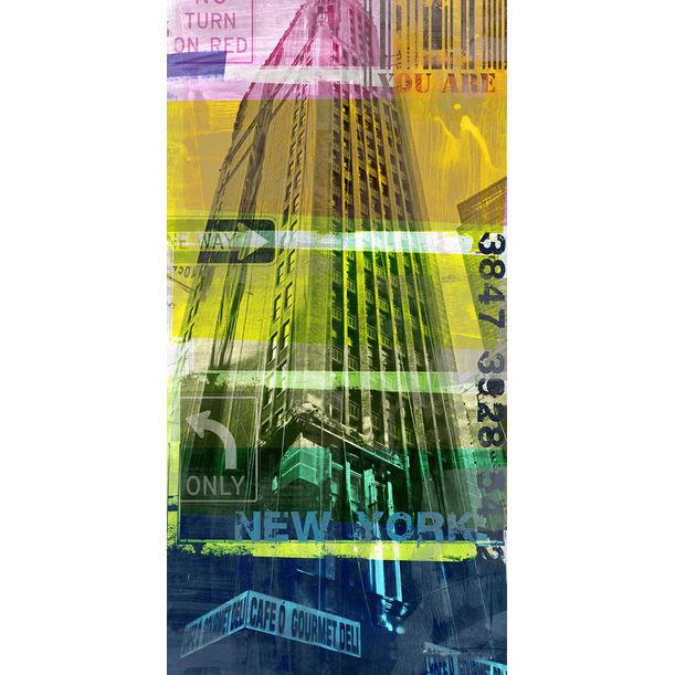 New York Skyliner V by Sven Pfrommer