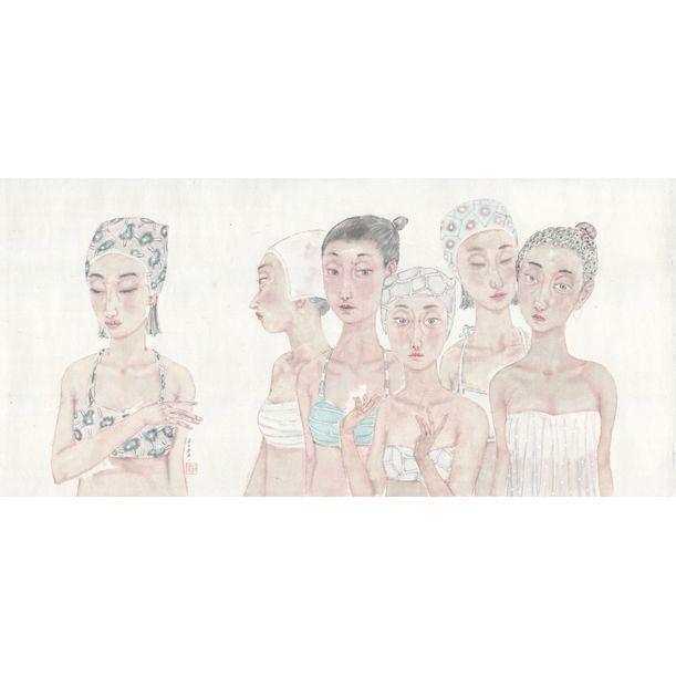 Gathering No.2 by Yang She Wei