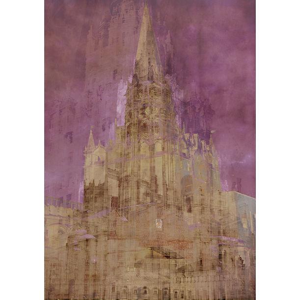 Empire purple by Vladimir Clavijio-Telepnev