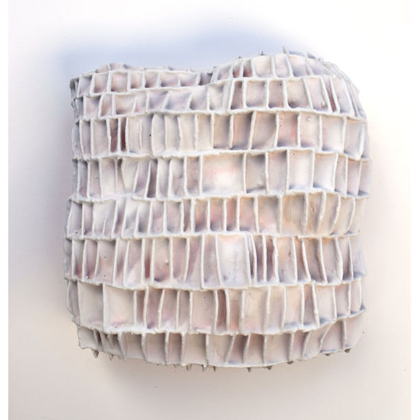 White Grid by Erin Vincent