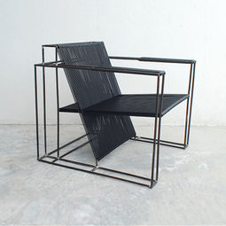 X-Armchair by MAD3 Studio