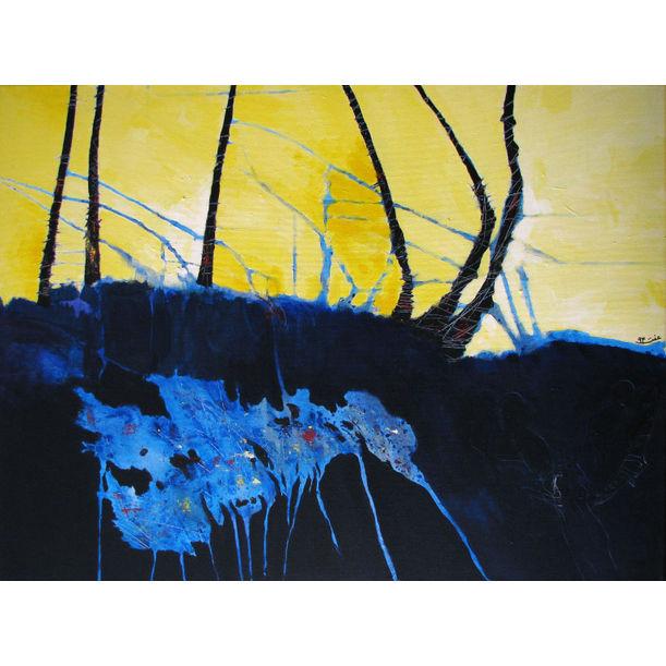 Calm Wind by Effat Pourhasani