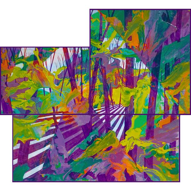 (IN)VISIBLE FOREST : 'The Secret of Misunderstanding' by Restu Taufik Akbar