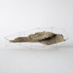 Crust of the polygon 01 by Norihiko Terayama